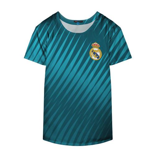 Накидка на куртку 3D  Фото 04, Real Madrid 2018 Sportwear