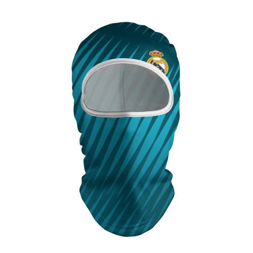 Балаклава 3D  Фото 01, Real Madrid 2018 Sportwear