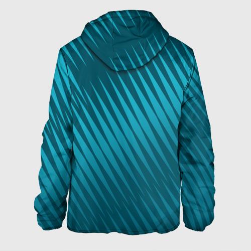 Мужская куртка 3D  Фото 02, Real Madrid 2018 Sportwear