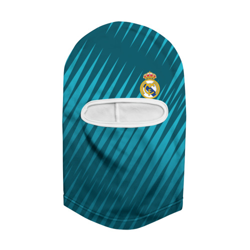 Балаклава 3D  Фото 02, Real Madrid 2018 Sportwear