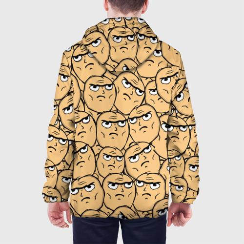 Мужская куртка 3D  Фото 05, MEME DETERMINED NOT OKAY