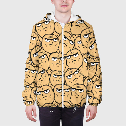 Мужская куртка 3D  Фото 04, MEME DETERMINED NOT OKAY