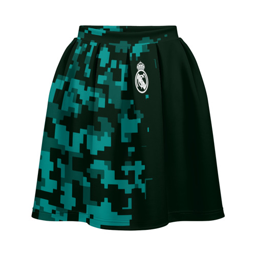Юбка-солнце 3D Real Madrid 18 Military Sport