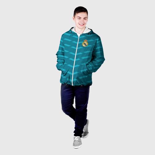 Мужская куртка 3D  Фото 03, Real Madrid 2018 Creative II