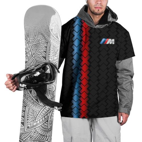 Накидка на куртку 3D  Фото 01, BMW Premium