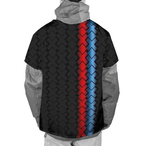 Накидка на куртку 3D  Фото 02, BMW Premium