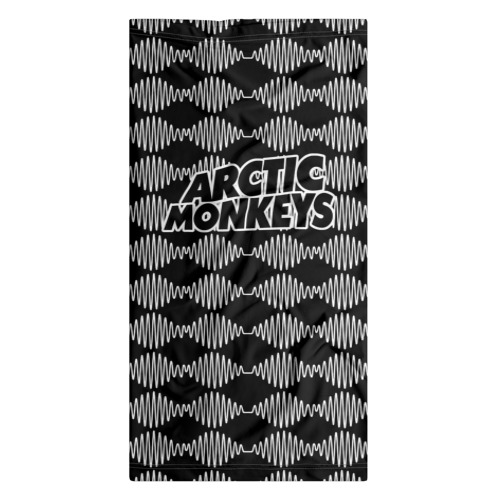 Бандана-труба 3D Arctic Monkeys Фото 01