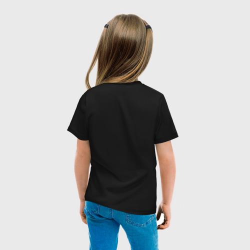Детская футболка хлопок Большая волна в Канагаве Фото 01