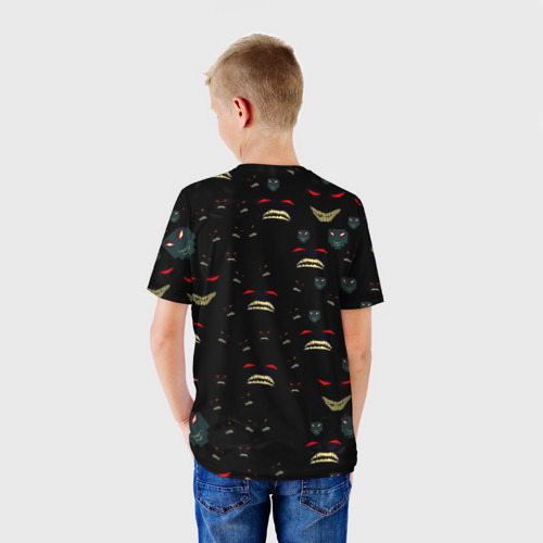 Детская футболка 3D  Фото 02, Disturbed