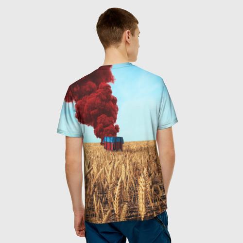 Мужская футболка 3D PUBG _8 Фото 01