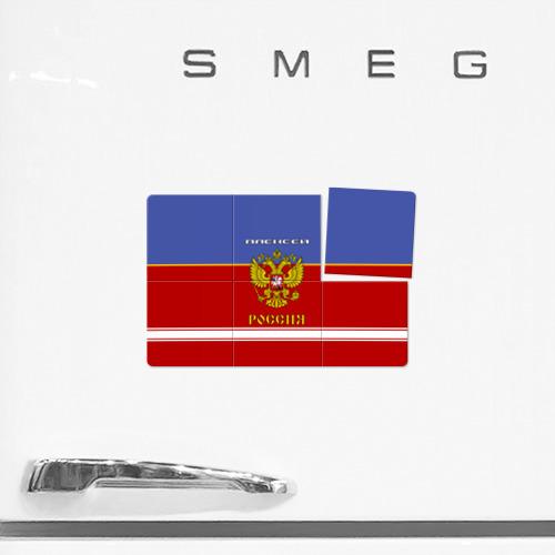 Магнитный плакат 3Х2  Фото 02, Хоккеист Алексей