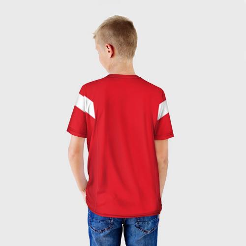 Детская футболка 3D 'Россия чемпионат мира 2018'