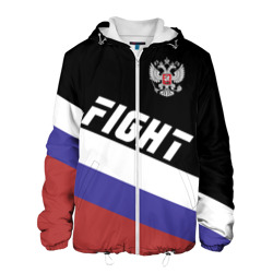 Fight Russia герб и флаг