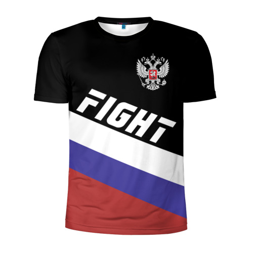 Fight Russia герб и флаг
