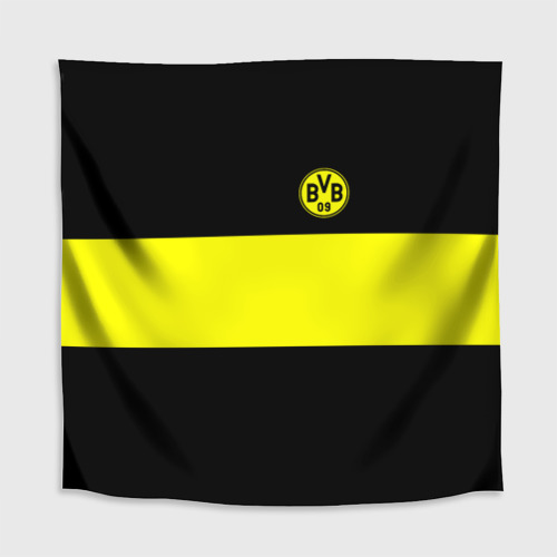 Скатерть 3D  Фото 02, Borussia 2018 Black and Yellow