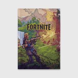 Fortnite Королевская битва