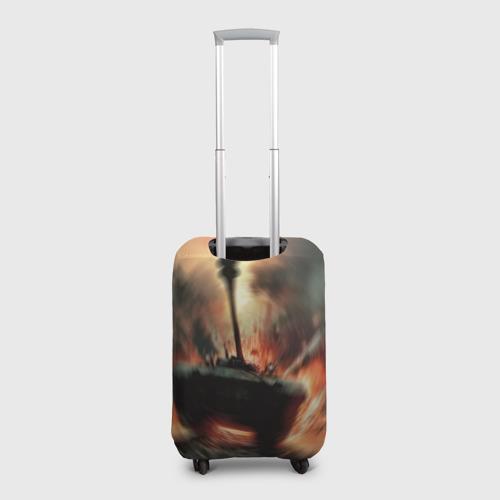 Чехол для чемодана 3D  Фото 02, Танки