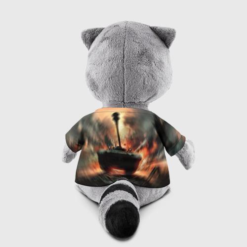 Енотик в футболке 3D  Фото 02, Танки