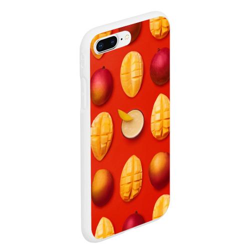 Чехол для iPhone 7Plus/8 Plus матовый NL Фото 01