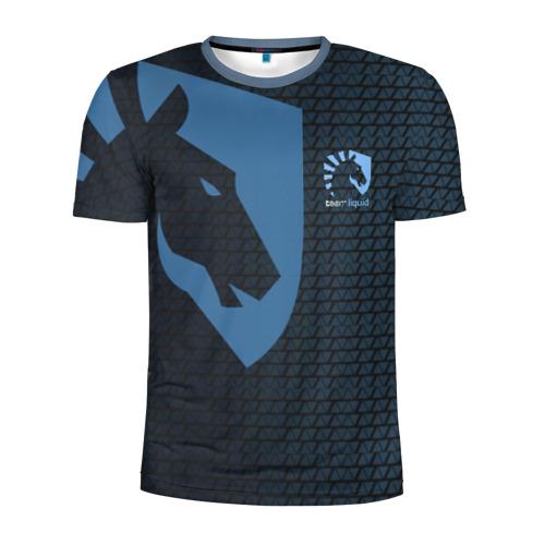 Мужская футболка 3D спортивная Team Liquid  uniform