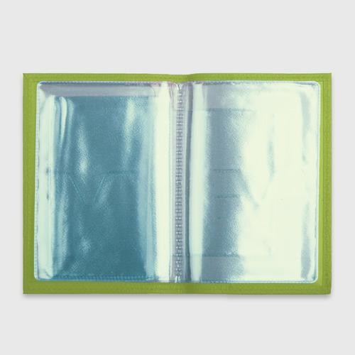 Обложка для автодокументов PUBG Lines Bright Фото 01