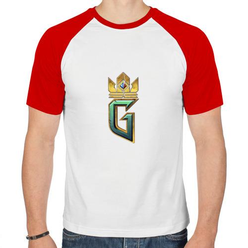 Мужская футболка реглан  Фото 01, Gwent