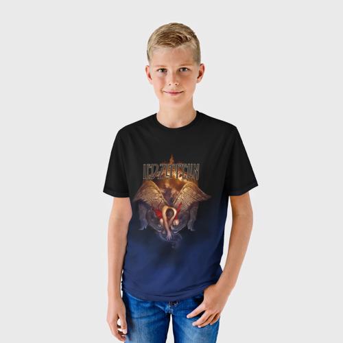 Детская футболка 3D Led Zeppelin