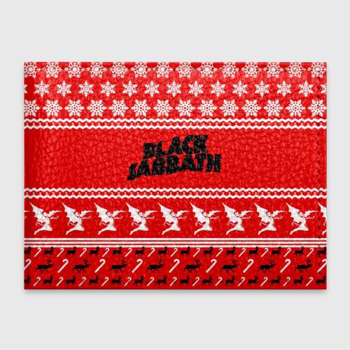 Обложка для студенческого билета  Фото 01, Праздничный Black Sabbath