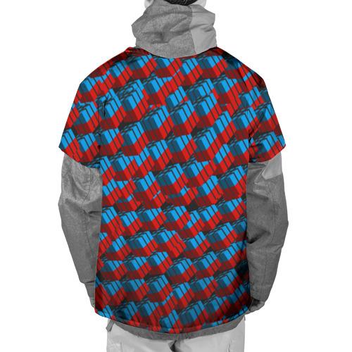 Накидка на куртку 3D  Фото 02, PUBG Ящики с припасами