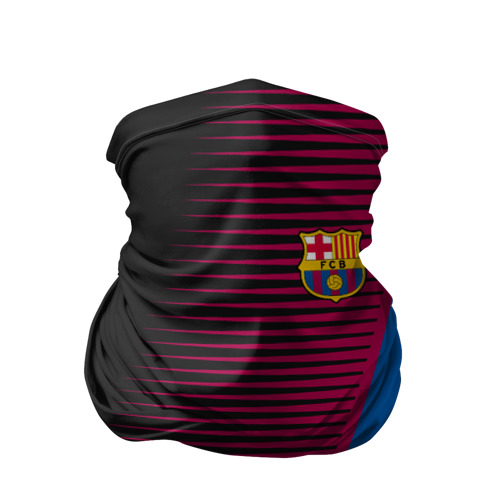 Бандана-труба 3D  Фото 01, FC Barca 2018 Creative uniform