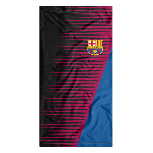 Бандана-труба 3D  Фото 07, FC Barca 2018 Creative uniform