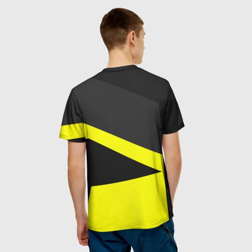 Мужская футболка 3D Borussia 2018 Geometry Sport Фото 01