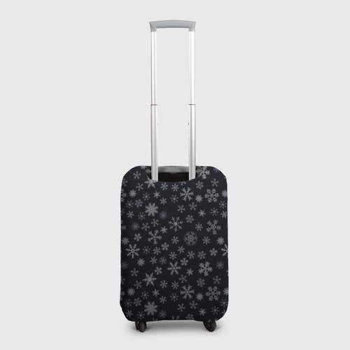 Чехол для чемодана 3D Лев Фото 01