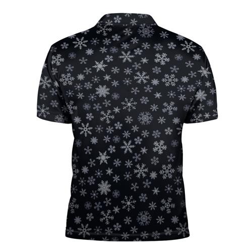 Мужская рубашка поло 3D  Фото 02, Лев
