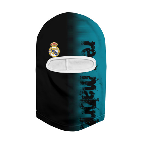 Балаклава 3D  Фото 02, Real Madrid 2018 Original