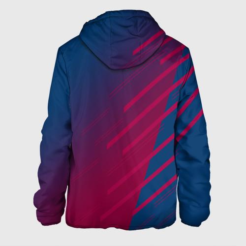 Мужская куртка 3D  Фото 02, FC Barca 2018 Creative uniform