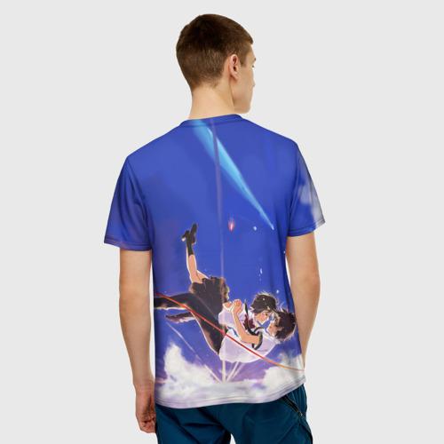 Мужская футболка 3D  Фото 02, Your name _5
