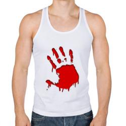 Кровавый отпечаток