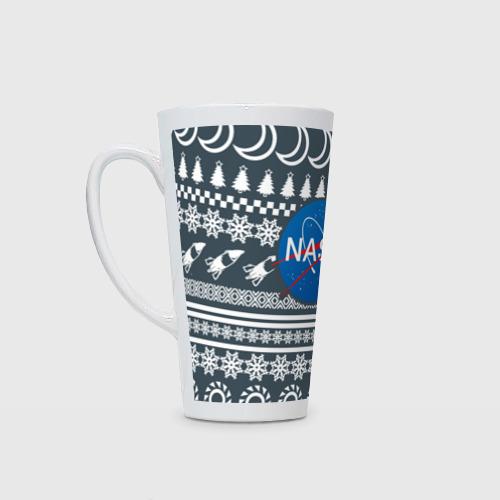 Кружка Латте Свитер NASA