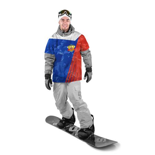 Накидка на куртку 3D RUSSIA - Tricolor Collection  Фото 01