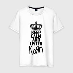 Keep calm and listen Korn