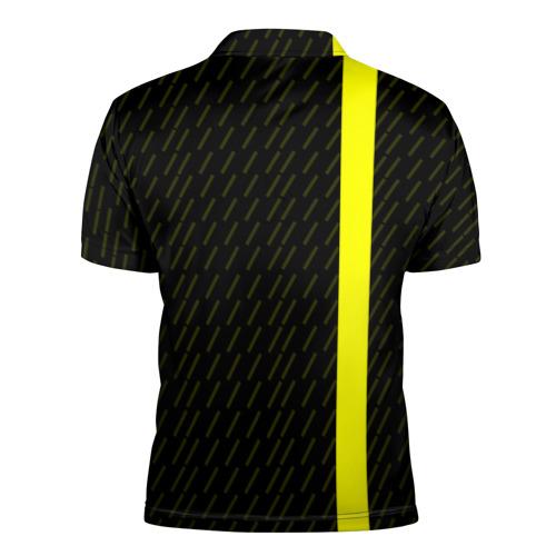 Мужская рубашка поло 3D  Фото 02, FC Borussia 2018 Sport
