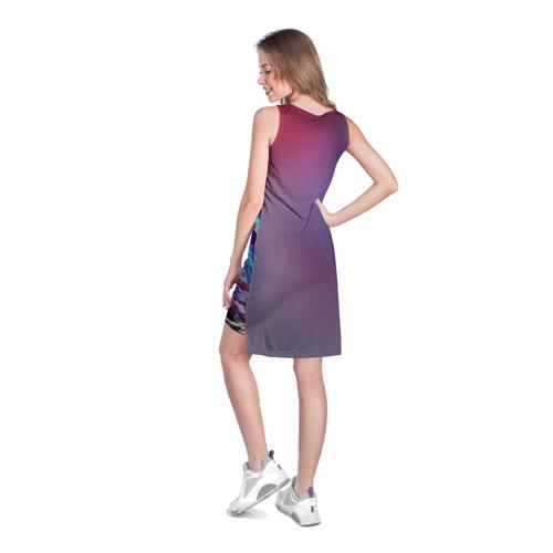 Платье-майка 3D  Фото 04, No Game No Life Zero