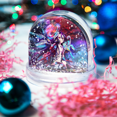 Снежный шар No Game No Life Zero Фото 01