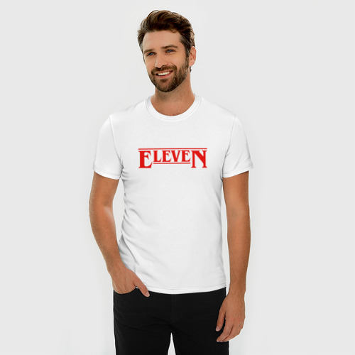 Мужская футболка премиум  Фото 03, Eleven