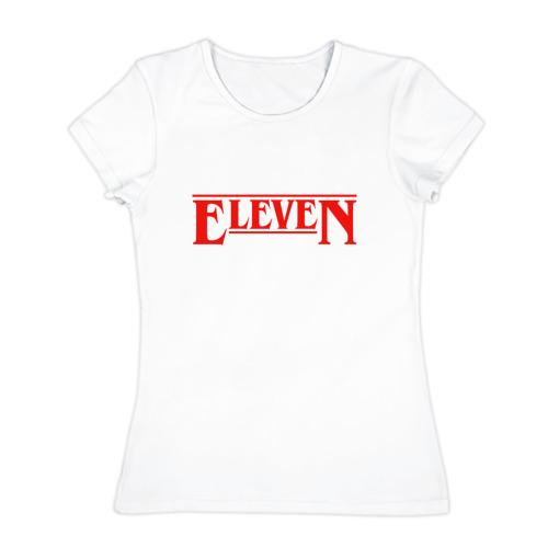 Женская футболка хлопок Eleven