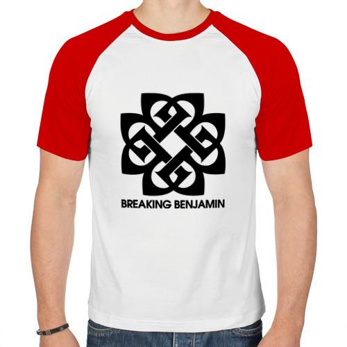 Мужская футболка реглан  Фото 01, Breaking Benjamin