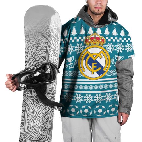 Накидка на куртку 3D  Фото 01, Ronaldo 7 Новогодний
