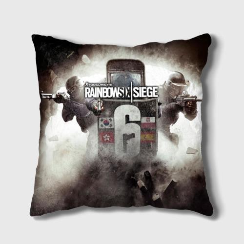 Подушка 3D  Фото 01, Tom Clancy Rainbow Six Siege