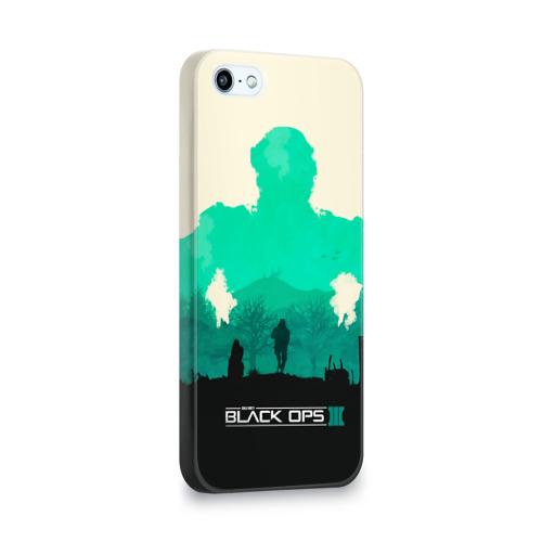Чехол для Apple iPhone 5/5S 3D  Фото 02, Call Of Duty _2